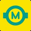 KakaoMetro Subway Navigation 364 Free APK Download - KakaoMetro - Subway Navigation 3.6.4 Free APK Download apk icon