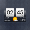 Sense Flip Clock amp Weather 5981 Free APK Download - Sense Flip Clock & Weather 5.98.1 Free APK Download apk icon